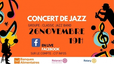 Prestation de jazz