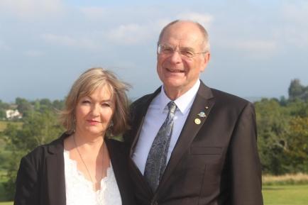 Christine et Serge Dupont